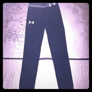 Under Armour Other - Under armour stretch pants