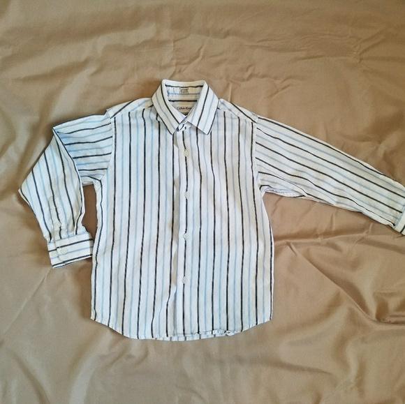Calvin Klein Other - ☇2/$10 Boys Calvin Klein Dress Shirt