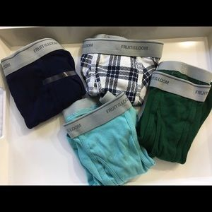 Fruit of the Loom Other - NWOT 100% NEW Fruit Of The Loom Boxer Briefs