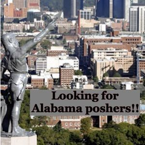 Looking for Alabama poshers!!!
