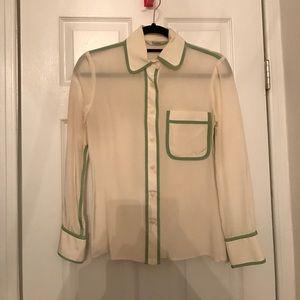 Tucker Tops - Tucker silk shirt