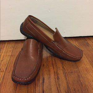 Stacy Adams Other - Cognac Loafers