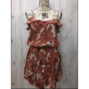 COLLECTIVE CONCEPTS Floral Pattern Dress-2677 A4