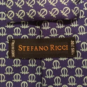 Stefano Ricci Other - Stefano Ricci 100% Silk Tie Made in Italy