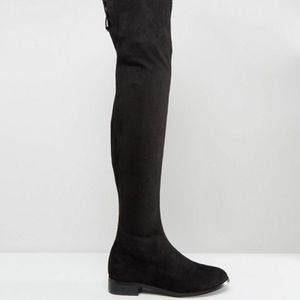 ASOS Shoes - NWT ASOS suede thigh high boots