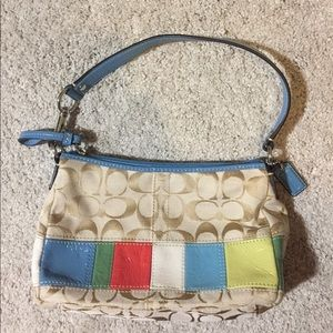 Coach Signature Collection Handbag