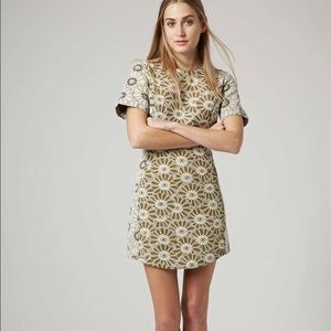 Topshop Dresses & Skirts - 🆕 Topshop Daisy Embroidered Dress