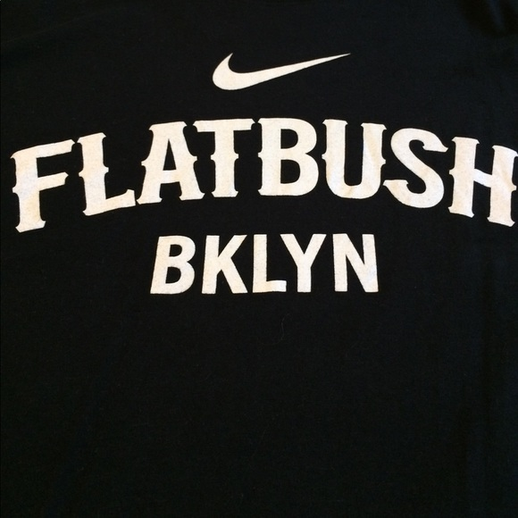 a816441aa Nike Limited Edition 'Flatbush, Bklyn' Tee. M_58eaeba4680278fbba0003ca