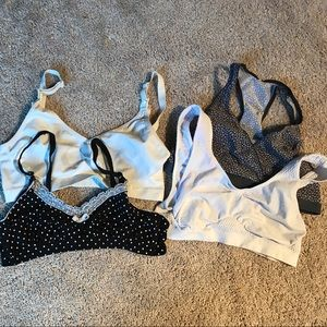 Bravado Other - Lot of 4 nursing bras!