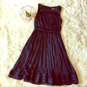 b76eb67c24 Carmen Marc Valvo Dresses - Luxe By Carmen Marc Valvo Navy Dress