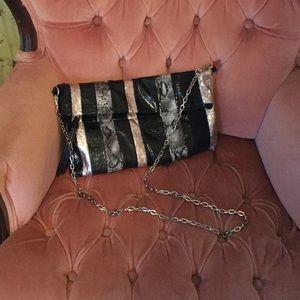 Metallic Aldo purse