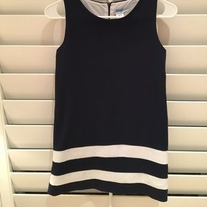 Luli & Me Other - Lull & Me Classic Navy Dress