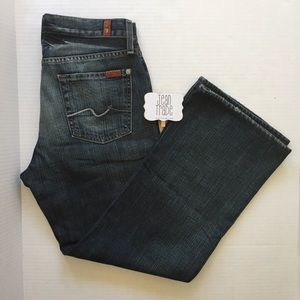 29x27 7 for all mankind relaxed fit jeans