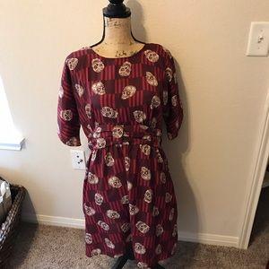 Xhilaration Dresses & Skirts - {Fun Skull Dress}