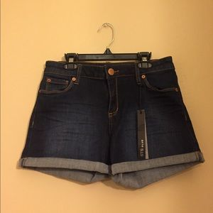 STS Blue Pants - NWT Nordstrom STS Blue Denim Shorts