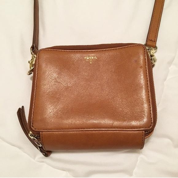 Fossil Handbags - Fossil Sydney Mini Organizer Crossbody 303d7506c310d
