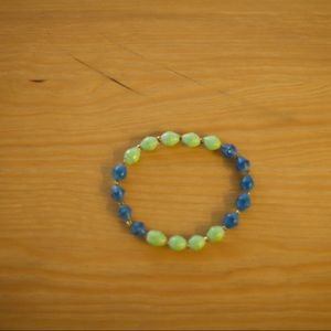 31 Bits Jewelry - Blue and green 31 Bits Bracelet