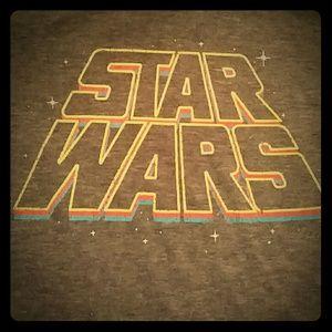 Star Wars Tops - Unisex Star Wars long sleeve T-shirt