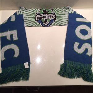 Adidas Other - Seattle Sounders FC Scarf