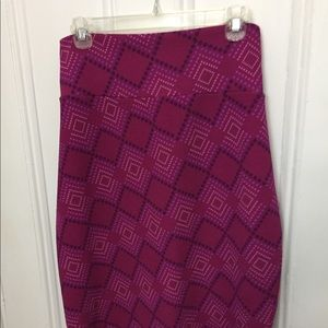 LuLaRoe Cassie 2XL Skirt