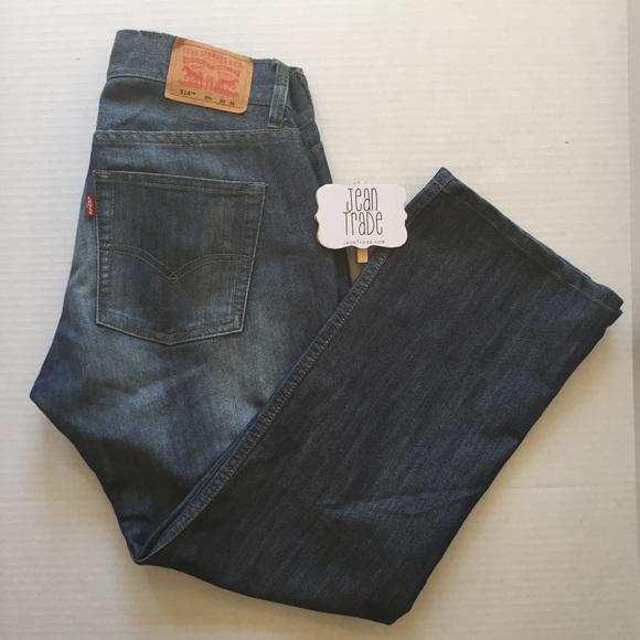 76d8ff5dd Levi's Bottoms | Sale 511 Levis Slim Fit Boys Jeans 30x26 | Poshmark