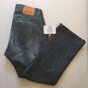 511 Levi's Slim Fit Boys Jeans 30x26