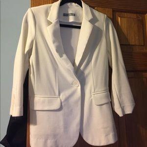 Olivia Moon Jackets & Blazers - Off White Blazer
