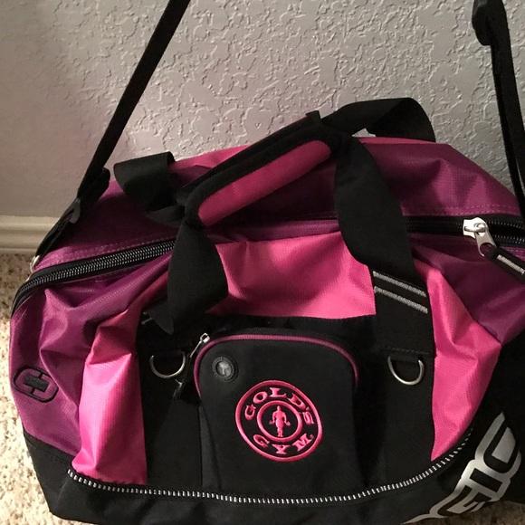 d69875889b55 gold s gym Handbags - Gold s Gym Duffel Bag