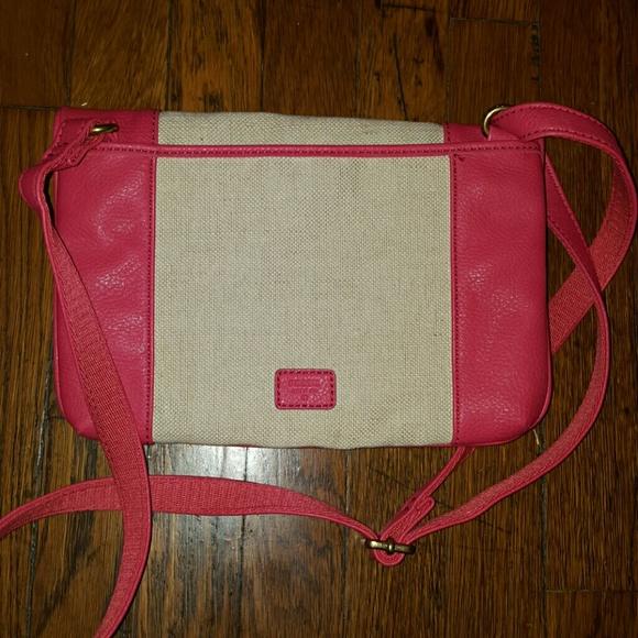 d2c92795aa SALE NEW FOSSIL Kira crossbody flap purse