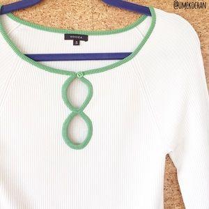 Tocca Sweaters - Tocca Silk Sweater