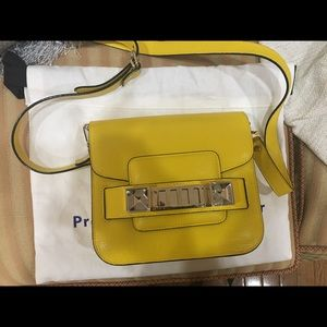 Proenza Schouler Handbags - Proenza schouler ps11 mini yellow