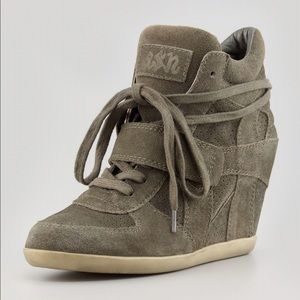 Ash Shoes - ‼️PRICE⬇️‼️Ash Bowie Wedge Sneaker