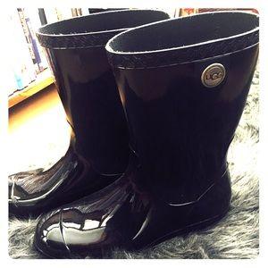 ugg rain boots sabene