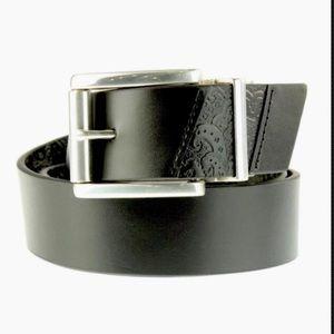 Robert Graham Other - Robert Graham Potter Leather Reversible Belt NWT