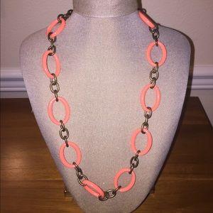 JCrew link necklace