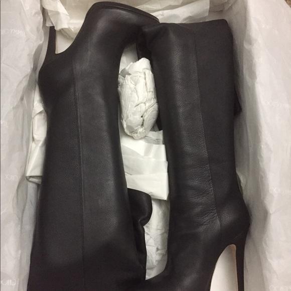 8a2ce4e57d05 Jimmy Choo Shoes | Nib 100 Auth Giselle Boots 35 | Poshmark