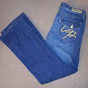 South Pole Denim - South Pole juniors size 9 flare jeans