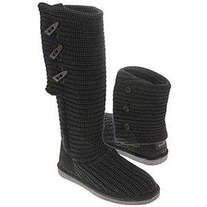 BearPaw Shoes - 📢Final price🎊BearPaw knit tall boots