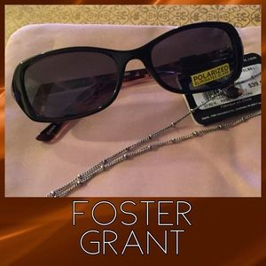 Foster Grant Accessories - Foster Grant Polarized Sunglasses Max Block