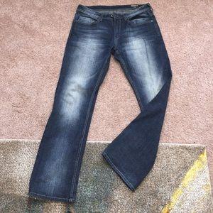 Buffalo David Bitton Other - Buffalo Evan-X Basic Straight Leg Jeans