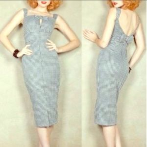 Stop Staring Dresses & Skirts - Stop Staring Rare Nifty Newsprint Dress