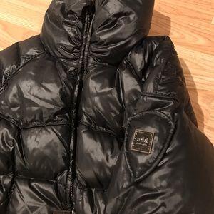 Add Down Jackets & Blazers - ADD black puffer coat