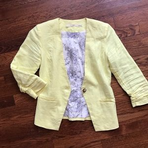 Nordstrom Jackets & Blazers - Nordstrom Linen Blazer
