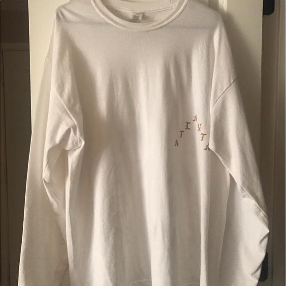 ab88e975 Yeezy Shirts | Tlop Authentic Kanye Merch Atlanta Xl Large | Poshmark
