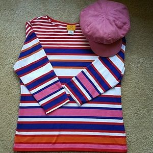 Great summer striped top