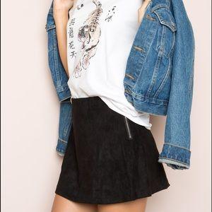Brandy Melville Dresses & Skirts - Cara skirt (j galt)