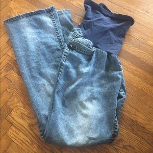 Wallflower Denim - Maternity full panel jeans