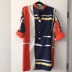 Vintage 60's Tunic Dress