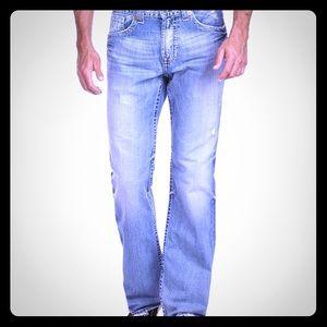 Big Star Other - NEW 💪🏽Hot Big Star thick stitch jeans 34 34