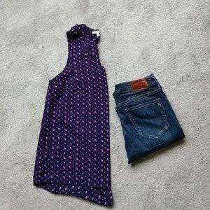 Pleione Tops - Purple Pleione Tank Top